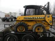 JD 250 SKID STEER,  1200 HOURS