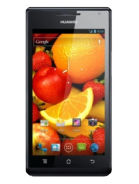 Huawei Ascend P1 S 4.3 inch world's thinnest dual core Android 4.0