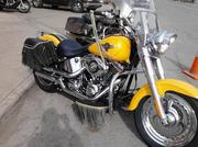 2012 Harley-Davidson Softail Fat Boy has 6, 552 miles on it.