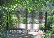 Aluminum Fence at Fence Depot