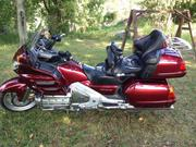 2005 Honda Gold Wing Anniversary Edition