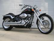 2006 Harley-Davidson Softail Standard FXSTI Black