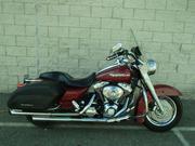 2006 - Harley-Davidson Road King LSHRSI Red