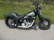 2009 - Harley-Davidson Softail FLSTSB X-Bones Black