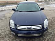 2007 Ford 4 cylinder Ford Fusion SEL