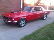 1967 Ford Ford Mustang COBRA JET