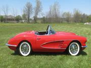1959 Chevrolet 283 Chevrolet Corvette BASE