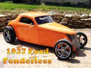 1937 Ford Ford Other Fenderless Oze Hot Rod Coupe