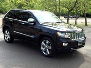 2013 jeep Jeep Grand Cherokee Overland Summit 4-Door