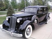 1937 Packard 320 cubic inch