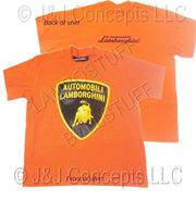 Best Collection of Lamborghini T-shirts for Youth