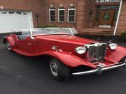 1951 Mg MG: T-Series