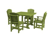 Outdoor 5 Piece Dining Set