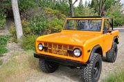 1971 Ford Bronco 100 miles