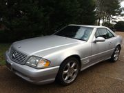 2002 Mercedes-Benz SL-Class Silver Arrow Edition