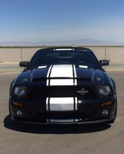 2008 Shelby GT500 Super Snake Convertible 427 NASCAR Special Edition