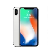 Apple iPhone X 256GB Silver Unlocked Phone vvv