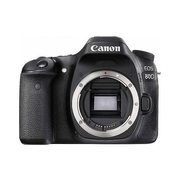Canon EOS 80D 24.2MP Digital SLR Camera jjj